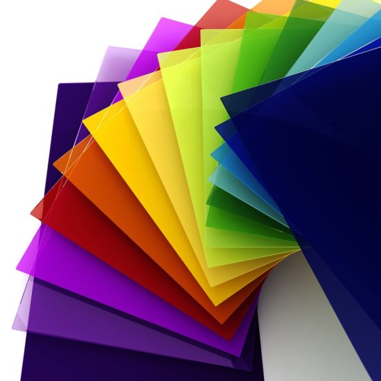 Coloured ABS Plastic Sheet